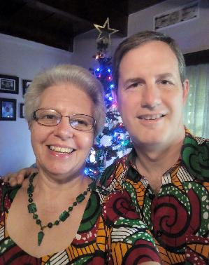 ELCA Missionary to Tanzania Revs. Cynthia and Mark Rich