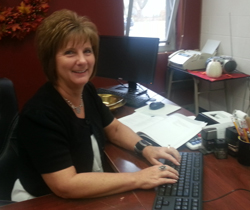 Office Manager Nina Peters